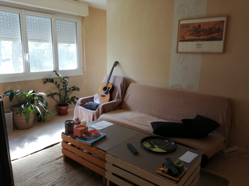 ORVAULT - APPARTEMENT MEUBLE 2/4